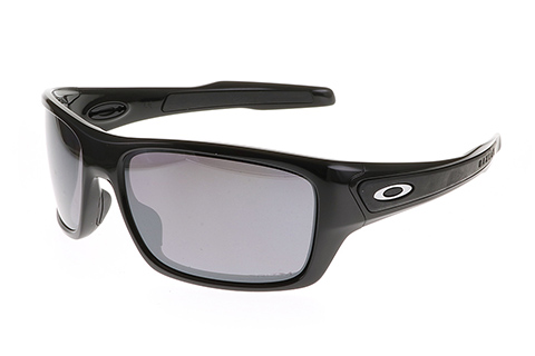 Oakley Turbine OO9263-4163 Polished Black Prizm Polarised