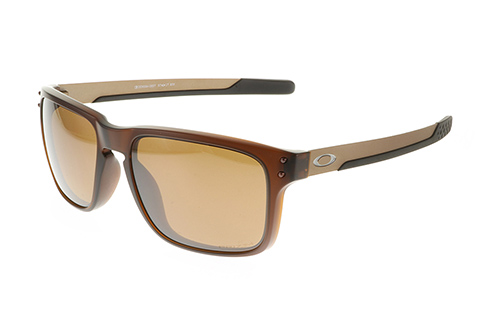 Oakley Holbrook Mix OO9384-08 Rootbeer Tungsten Prizm Polarised