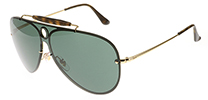 Ray-Ban RB3581N Blaze Shooter Gold 001/71