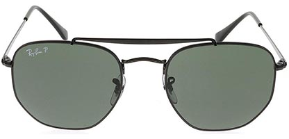 Ray-Ban RB3648 The Marshal Black 002/58 Polarised