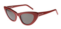 Saint Laurent SL 213 LILY 004 Red