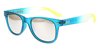 Superdry Superfarer 188 Teal and Yellow