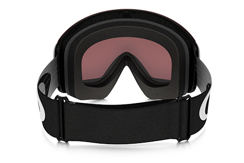Oakley Flight Deck OO7050-33 Snow Goggles Black Torch Iridium