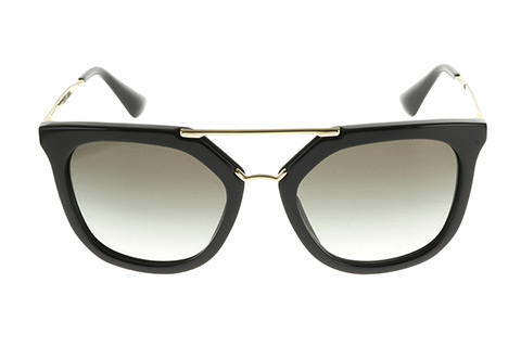 Prada PR13QS Cinema Black 1AB0A7