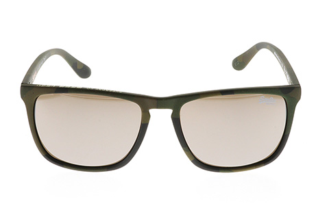 Superdry SDS Shockwave 109 Matte Brown Tortoise