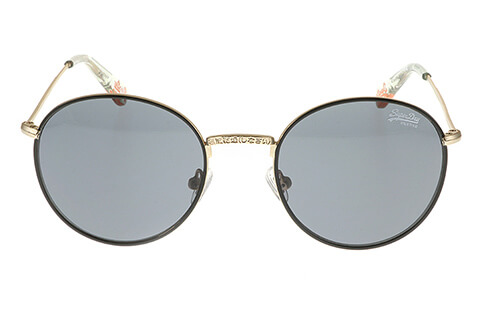Superdry Enso 201 Black and Gold