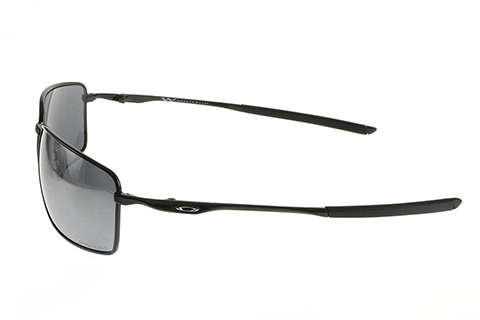 Oakley Square Wire OO4075-13 Polished Black Prizm