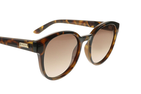 Le Specs Paramount Milky Tort Brown