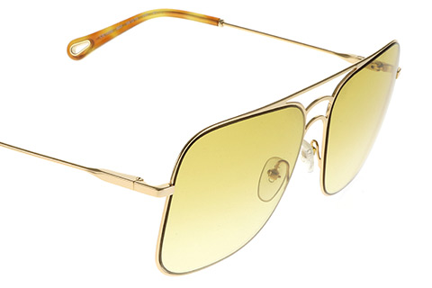 Chloe CE140S Gold Yellow 807