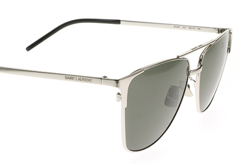 Saint Laurent SL 280 003 Silver Metal