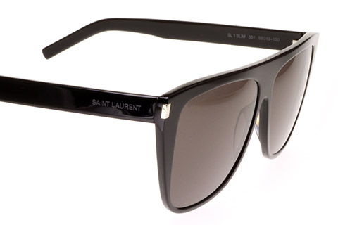 Saint Laurent SL 1 SLIM 001 Black