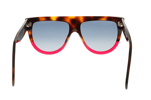 Celine Shadow CL 41206/S Havana Fuschia 23A/HD