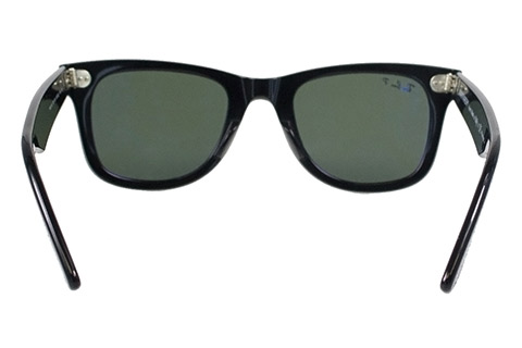 Ray-Ban RB2140 Original Wayfarer Black 901/58 Polarised