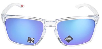 Oakley Sylas OO9448-04 Polished Clear Prizm Sapphire