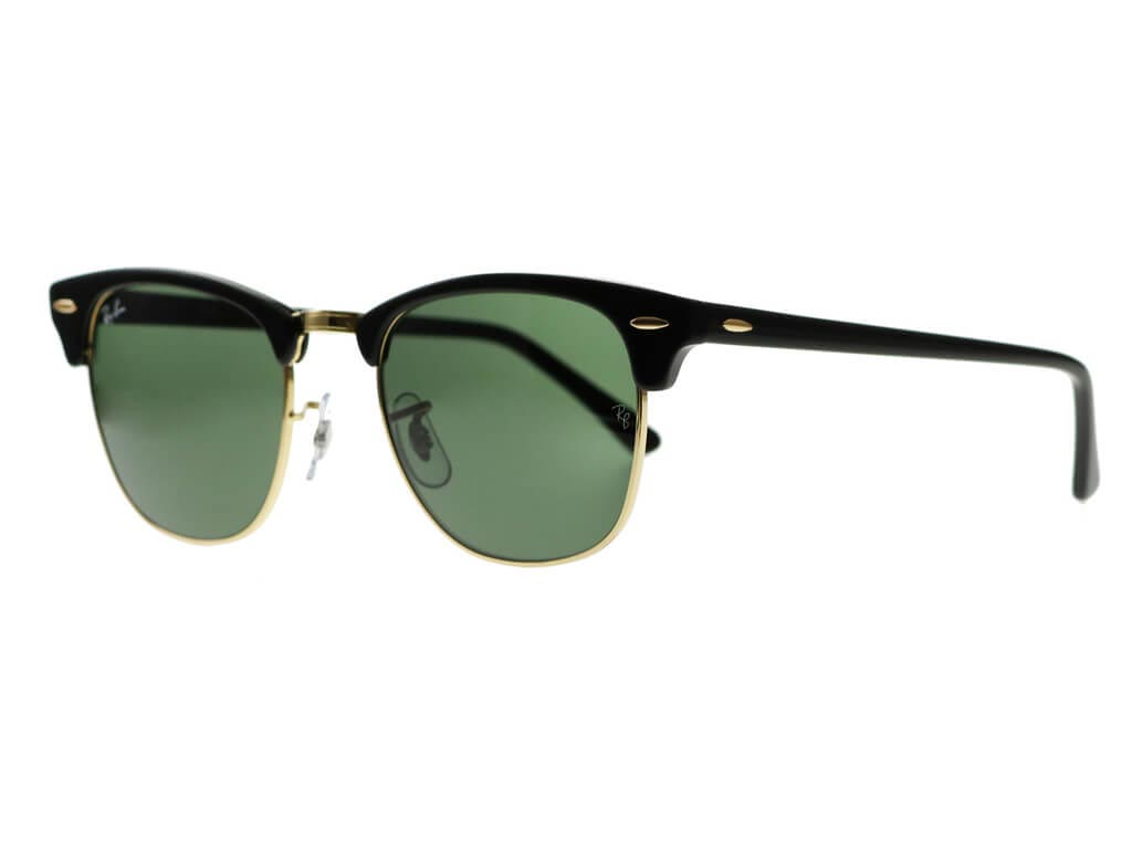 e231c07d30 Ray-Ban RB3016 Clubmaster Black W0365 51 sunglasses