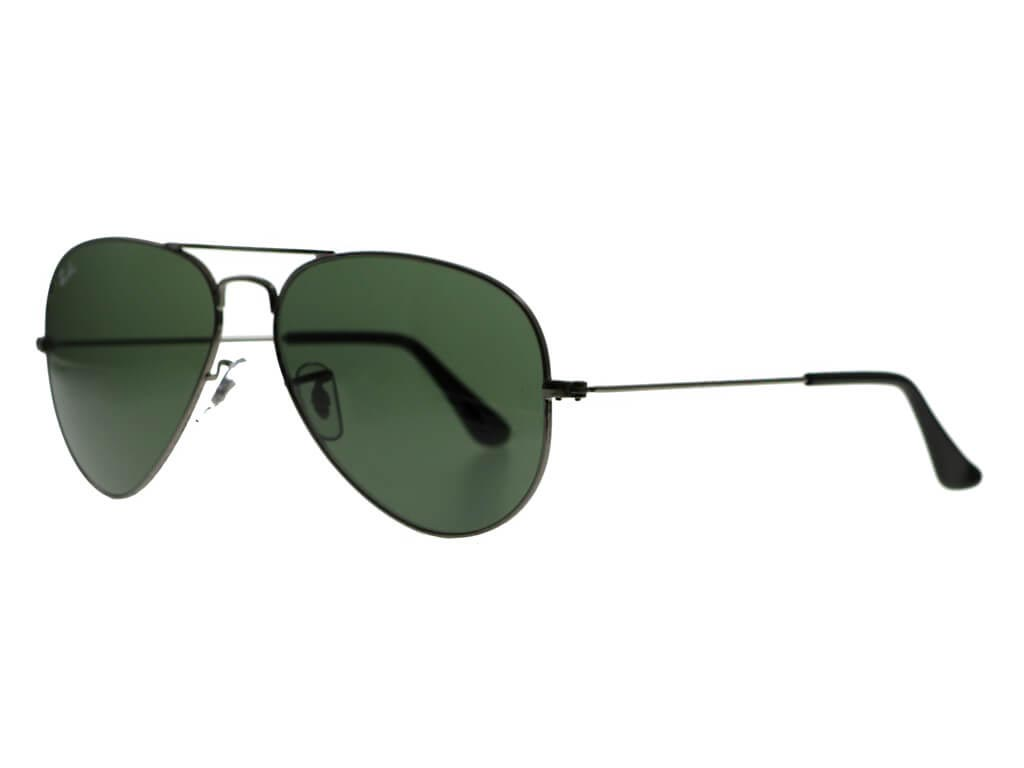 bdfd44a134 Ray-Ban RB3025 Aviator Gunmetal W0879 sunglasses
