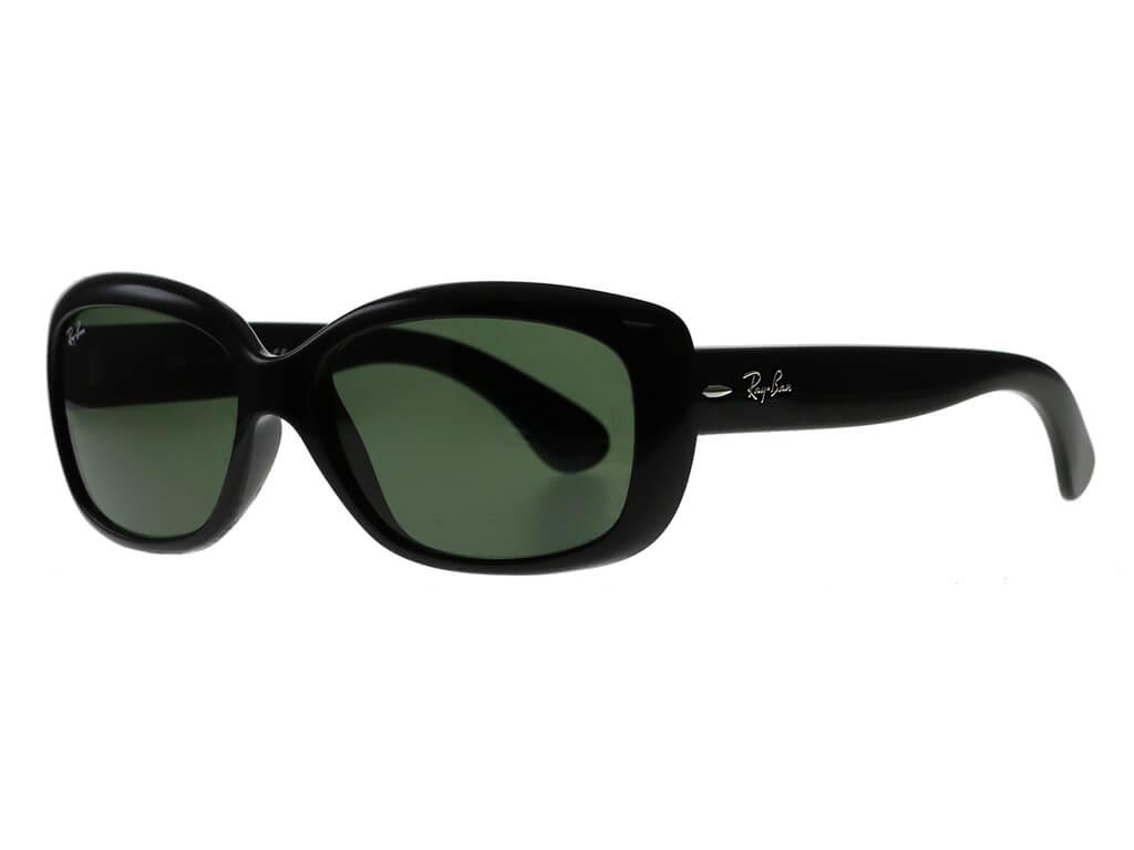 f7ca97736c3 Ray-Ban RB4101 Jackie Ohh Black 601 sunglasses