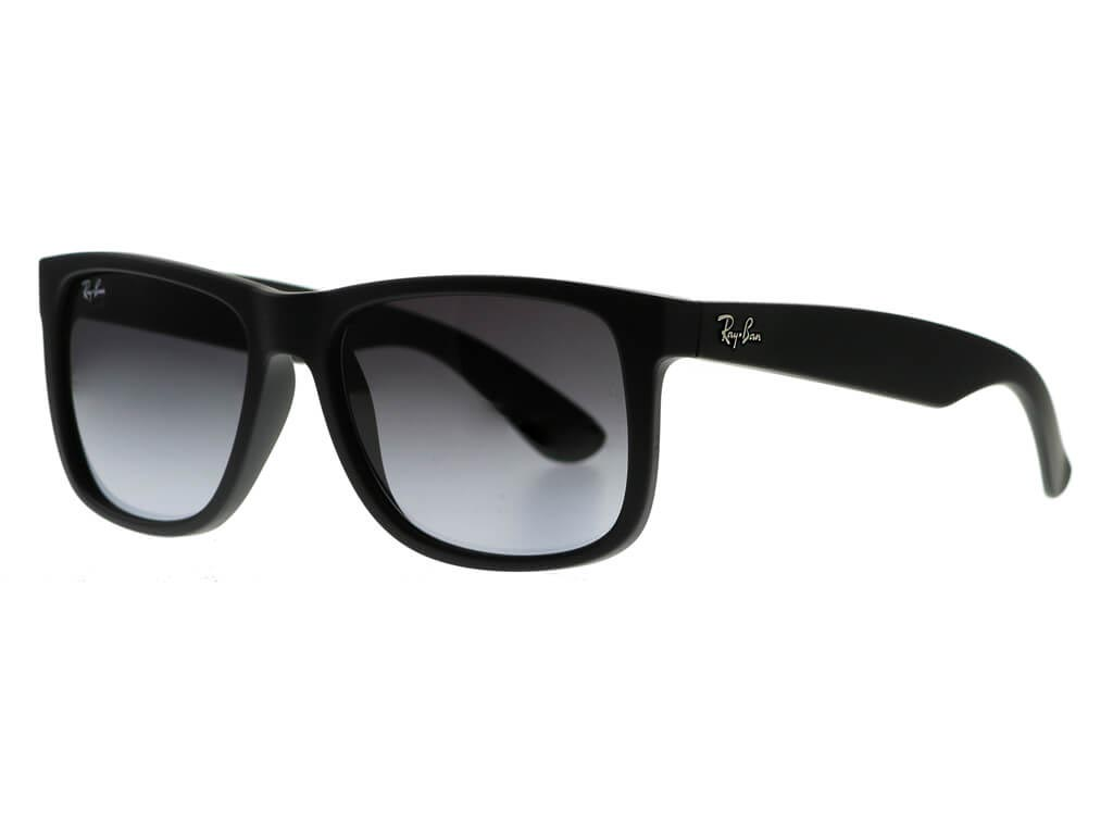 ef350b6cad1f1 Ray-Ban RB4165 Justin Black 601 8G sunglasses   Feel Good Contacts Ireland