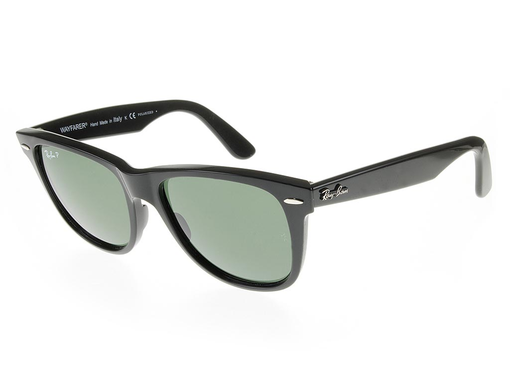 Ray-Ban RB2140 Original Wayfarer Black Large 901/58 54 Polarised