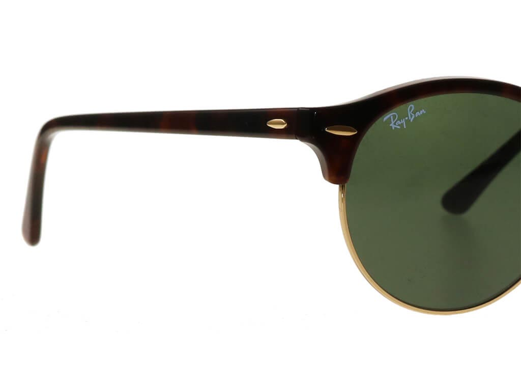 74d23d333b Ray-Ban RB4246 Clubround Tortoise 990 sunglasses