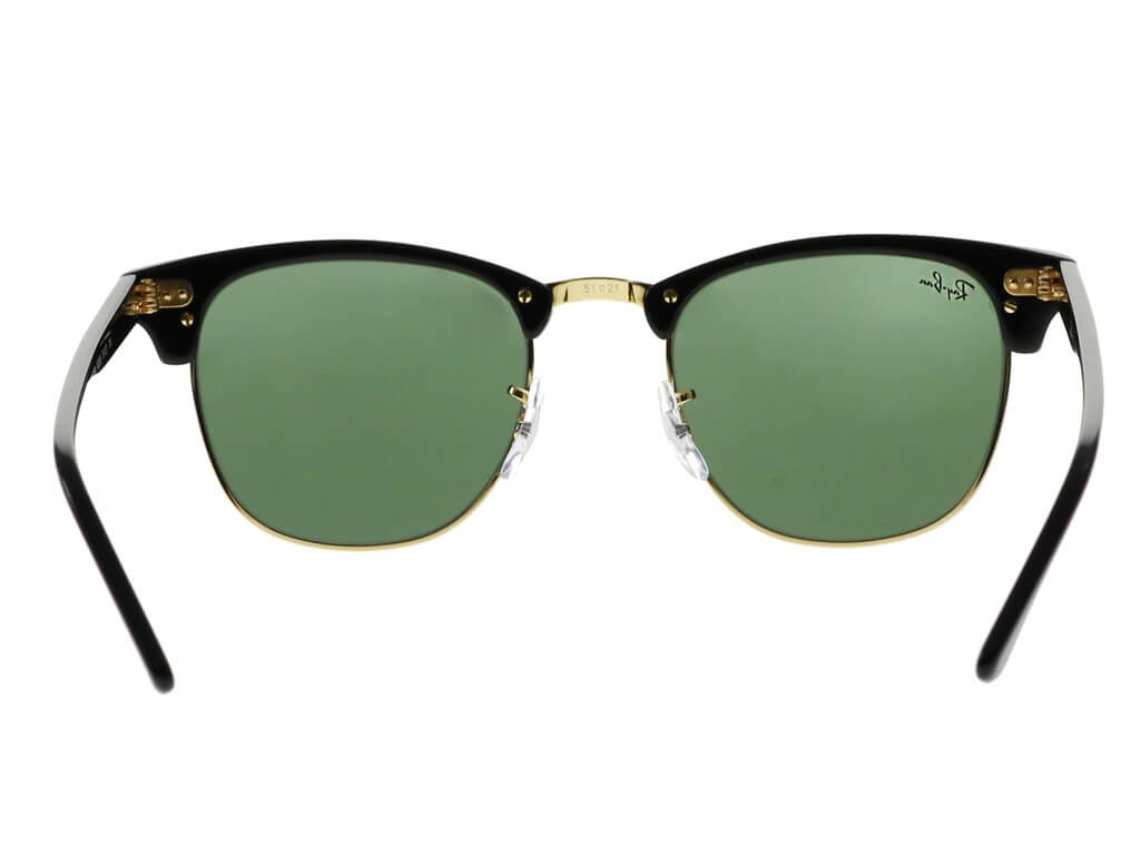 09fd1a9c5ba ... Ray-Ban RB3016 Clubmaster Black Large W0365 51 ...