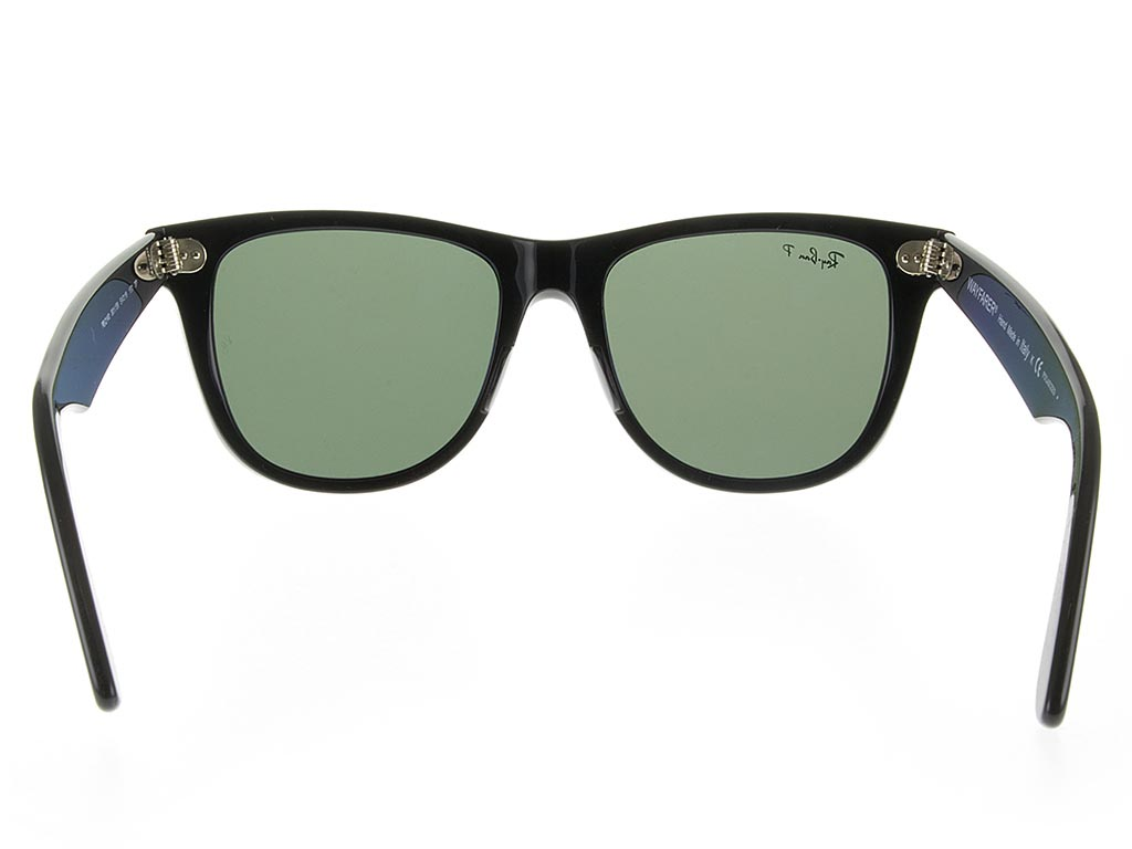 9a0d81950b ... Ray-Ban RB2140 Original Wayfarer Black Large 901/58 54 Polarised ...