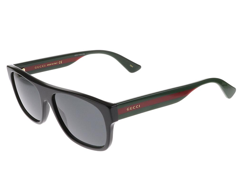 fbc2999b7ab Gucci GG0341S Black 001 sunglasses