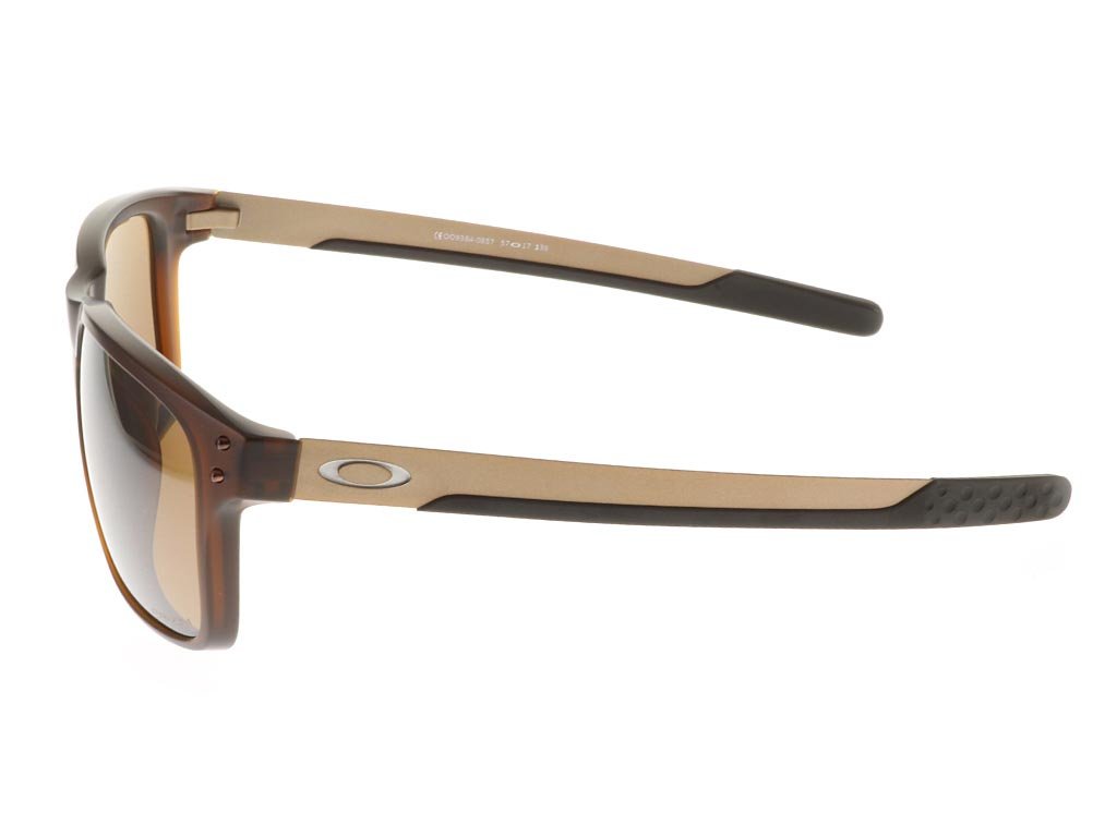 a3fd380287 Oakley Holbrook OO9384-08 Rootbeer Tungsten sunglasses
