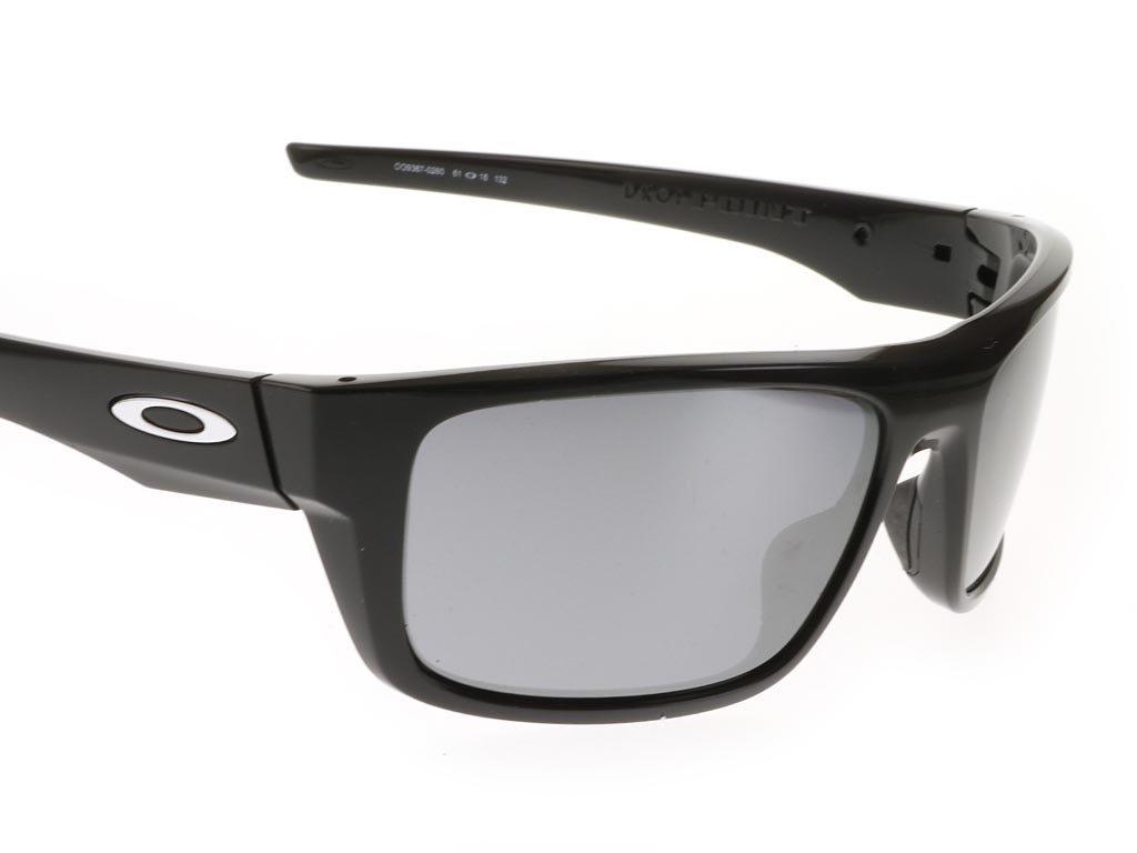 ce17b07e5d Oakley Drop Point OO9367-02 Polished Black sunglasses