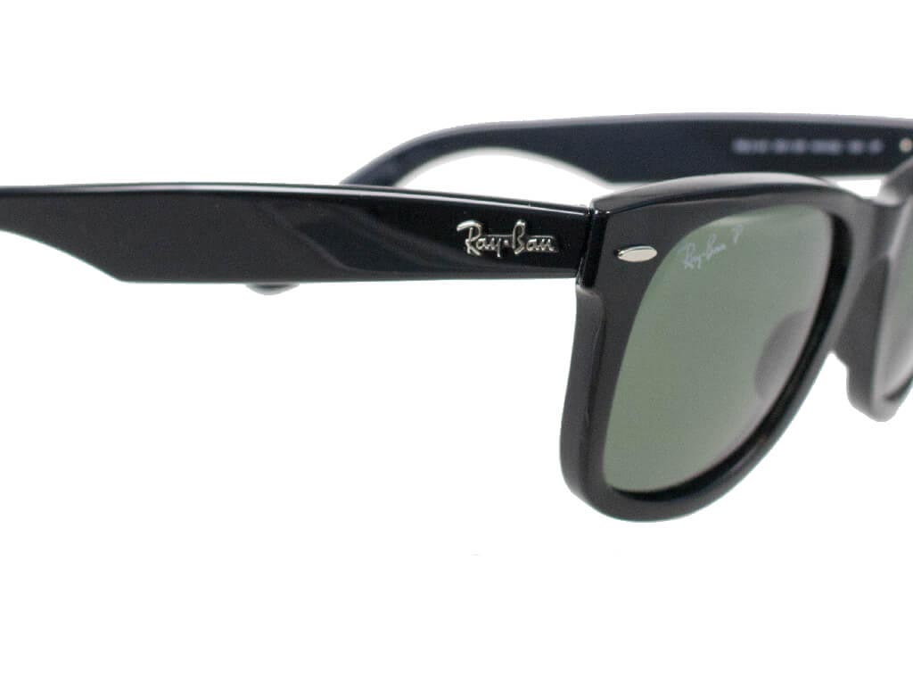 20d3c8c15bdfd ... Ray-Ban RB2140 Original Wayfarer Black 901 58 Polarised ...