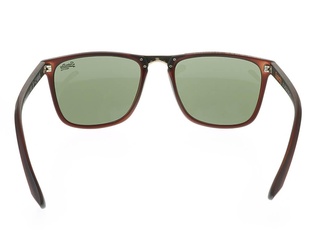 Superdry Aftershock 103 54 matte brown / green X6AAhcWt