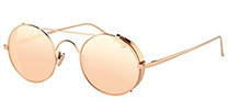 Linda Farrow 427 Rose Gold Plated C3