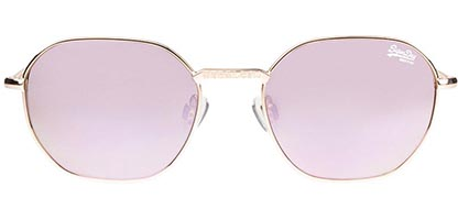 Superdry SDS Super7 201 Shiny Rose Gold